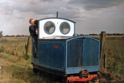 Nocton Estates Light Railway - Paul