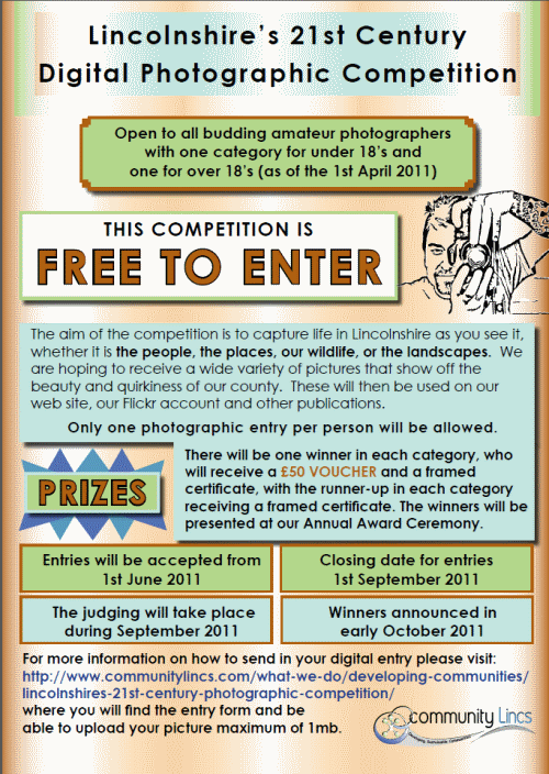 Digital Photographic Competition