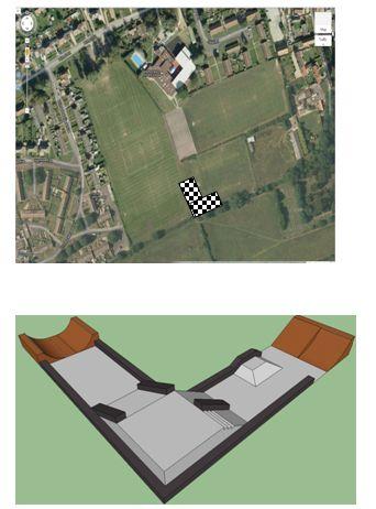 Proposed Metheringham Skatepark