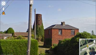 Google Street View - Metheringham Mill