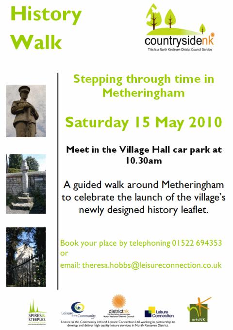 Metheringham History Walk