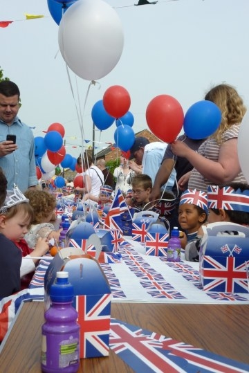 Metheringham Royal Wedding Celebrations Album