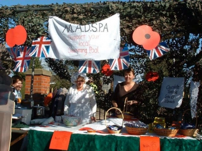MADSPA Stall