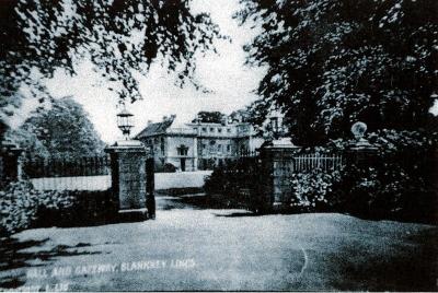 Blankney Hall Gateway