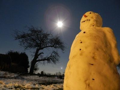 Winter on Metheringham Fen