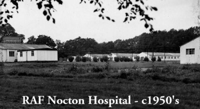 RAF Nocton Hall - 1950s