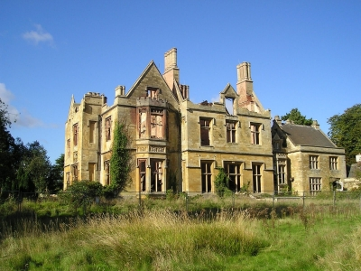 Nocton Hall 2005