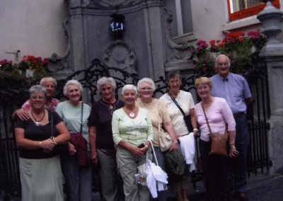 Over 60s in Belgium 2007