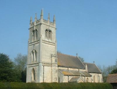 St Oswalds, Blankney