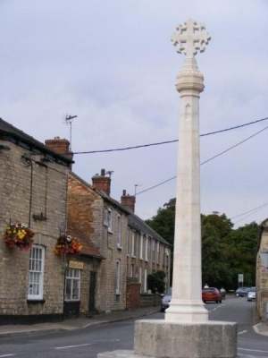 Metheringham Market Cross 2009