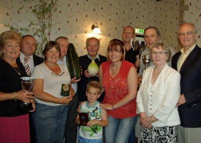 Winners 2008 Meg Veg Show