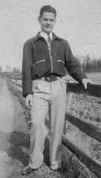 Reg Rush - aged 17